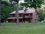 MN Resort Cabins - Cabin 10 - 2 Bedroom Vacation Rental on Gull Lake