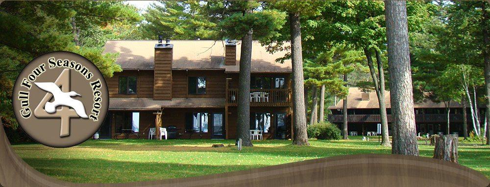 Mn Resort Cabins Gull Lake Brainerd Nisswa Vacation