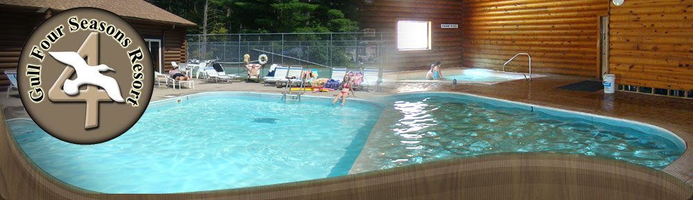 Pools Mn Resort Cabins Brainerd Nisswa Als Gull Lake Vacation Reunions Beach