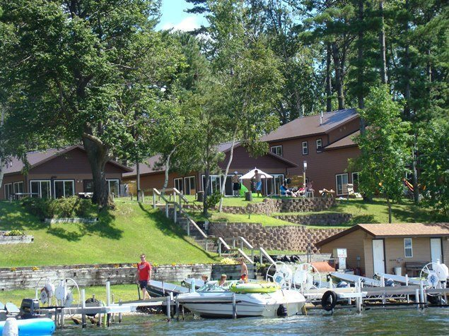 Enjoy a great vacation at our Gull Lake Resort