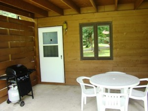 2BR Chalet Patio s