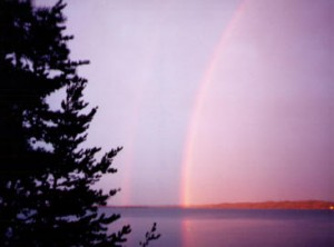 rainbow-at-gull-lake