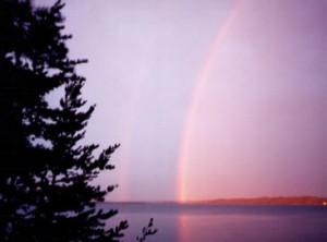rainbow-at-gull-lake