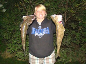 two-walleyes